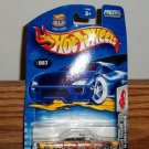 Hot Wheels 2003-067 Lincoln Continental Dragon Wagons Series New in Package