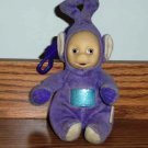 Teletubbies Tinky Winky Purple with Clip and Change Purse Toy Loose