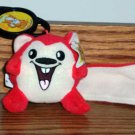McDonald's Neopets Red Meerca with Petpet Clip Happy Meal Toy