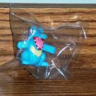 Pokemon Blue Totodile Pencil Topper Figure Mint in Package