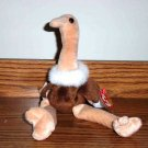 Ty  Beanie Babies Stretch the Ostrich with Tag