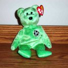Ty  Beanie Babies Kicks the Soccer Bear with Tag