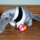 Ty  Beanie Babies Ants the Anteater EX with Tag