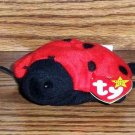 Ty Beanie Babies Lucky the Lady Bug EX with Tags