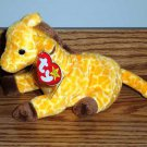 Ty Beanie Babies Twigs the Giraffe NM with Tags