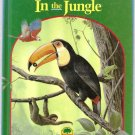 In the Jungle by Fay Robinson Curious Creatures Hardcover Book