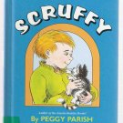 Scruffy by Peggy Parish I Can Read Book HarperCollins Hardcover VG