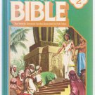 The Children's Bible World's Greatest Stories Illustrated in Full Color Vol 2 Hardcover Book