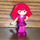McDonald's Strawberry Shortcake 2010 Raspberry Torte Happy Meal Toy Loose Doll Only