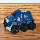 Mcdonald's 2011 Tonka Garage Sandstorm Semi Truck Happy Meal Toy Loose Used