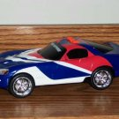 Toy State Road Rippers Skidders Dodge Viper Red White Blue Toy Car 2010 Used