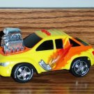 Toy State Road Rippers Muscle Cars Yellow and Orange Car Used
