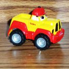 Tonka Maisto 2000 Lil' Chuck Yellow and Red Truck Loose