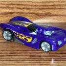 Hot Wheels 2008 DecoPac Spin Out Cake Topper Wind-Up Car Loose Used