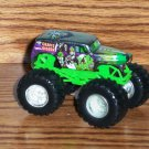 Hot Wheels Monster Jam Grave Digger 1:64 Diecast Truck  Loose Used