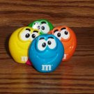 Burger King 1997 M&M Crazy Pull-Back Swarm Kids' Meal Toy  Loose Used