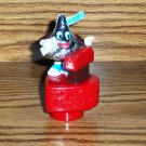Hershey's Kisses Valentine's Day Mailbox Topper Figure Loose Used