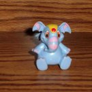 Neopets Elephante the Elephant Jakks 2008 Plastic Toy Loose Used