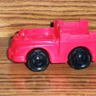 Fisher-Price Little People Red Pickup Truck Mattel Loose