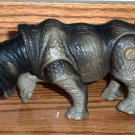 Chap Mei Rhinoceros Toy Rhino Loose Used