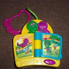 Mattel Barney Musical Toy with Clip Loose Used