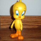 Tweety Vinyl Figure Warner Bros 1990 Toy Loose Used
