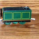 Thomas the Tank Engine and Friends Green Coal Car Motorized Train Tomy Loose Used