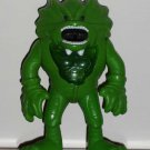 McDonald's 2003 Stretch Screamers Green Sea Creature Happy Meal Toy Loose Used