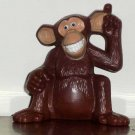 McDonald's 2008 Madagascar Escape 2 Africa Mason the Chimp Happy Meal Toy Loose Used