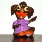 McDonald's 2005 Disney's Chicken Little Abby Mallard The Ugly Duckling Happy Meal Toy Loose Used