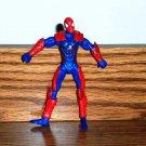 Spider-Man Web Blast Action Figure Hasbro 2010 Loose Used