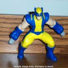 McDonald's 2010 Marvel Heroes Wolverine Figure Happy Meal Toy X-Men Loose Used