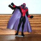 Burger King 2001 X-Men Evolution Magneto Figure Only Toy Marvel Loose Used