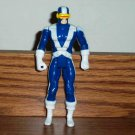 X-Men Cyclops Action Figure Only Toy Biz 1991 Marvel Toy Loose Used