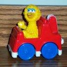 Mattel Sesame Street Big Bird Tow Truck 2004 Loose Used