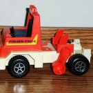 Fisher Price Husky Helpers Dump Truck 1980 Loose Used Incomplete
