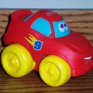 Playskool Wheel Pals Red Race Car #9 Loose Used