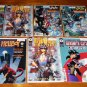 Dark Horse Comics Lot of 9 Hellboy Ghost in the Shell Shadow and Doc Savage #1