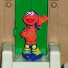 Sesame Street Zoe on Roller Blades PVC Figure Loose Used