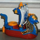 Fisher-Price J8214 Imaginext Adventures Royal Ship Mattel 2005 Loose Used