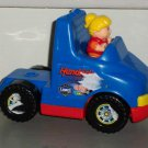 Shelcore Truck from NASCAR Chunky Racing Rig Jeff Gordon Set Loose Used