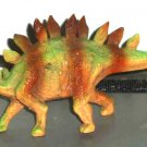 Toy Major 1999 Plastic Dinosaur Stegosaurus Loose Used