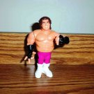 "WWF Wrestling 1990 Brutus ""The Barber"" Beefcake Action Figure Hasbro Wrestling Loose Used"