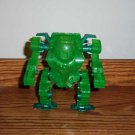 Green Lantern Hal Jordan's Tranforming Battle Suit Mattel DC Comics Loose Used