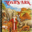 Little Golden Book Noah's Ark 1992 Printing Used