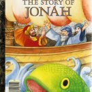Little Golden Book The Story of Jonah 3rd Printing Used