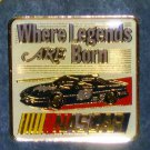 Where Legends are Born Nascar Racing Collector's Pin Loose Used