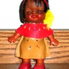 Vintage Anco Native American Indian Doll Loose Used