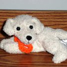 Gi-Go Toys Tan Dog Stuffed Toy Loose Used