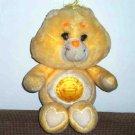 "Care Bears Funshine Bear 13"" Kenner 1983 Used"
